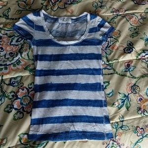 Aeropostale striped tee
